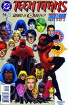 Cover for Teen Titans (DC, 1996 series) #14
