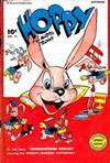 Cover for Hoppy the Marvel Bunny (Fawcett, 1945 series) #15