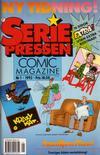 Cover for Seriepressen (Formatic, 1993 series) #1/1993