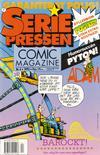 Cover for Seriepressen (Formatic, 1993 series) #4/1993
