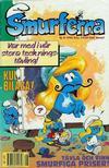 Cover for Smurferna (Atlantic Förlags AB; Pandora Press, 1992 series) #8/1992