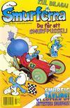 Cover for Smurferna (Atlantic Förlags AB; Pandora Press, 1992 series) #2/1993