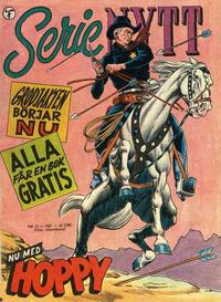 Cover Thumbnail for Serie-nytt [Serienytt] (Formatic, 1957 series) #15/1961
