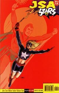 Cover Thumbnail for JSA: All Stars (DC, 2003 series) #4