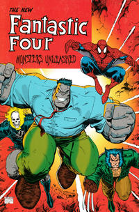 Cover Thumbnail for Fantastic Four: Monsters Unleashed (Marvel, 1992 series)