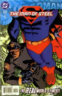 Cover Thumbnail for Superman: The Man of Steel (DC, 1991 series) #129