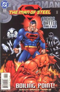 Cover Thumbnail for Superman: The Man of Steel (DC, 1991 series) #131