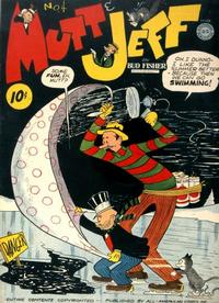 Cover Thumbnail for Mutt & Jeff (DC, 1939 series) #4