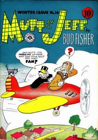 Cover Thumbnail for Mutt & Jeff (DC, 1939 series) #16
