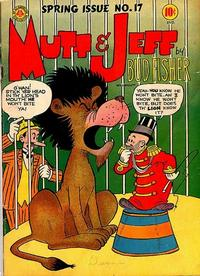 Cover Thumbnail for Mutt & Jeff (DC, 1939 series) #17