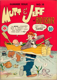 Cover Thumbnail for Mutt & Jeff (DC, 1939 series) #18