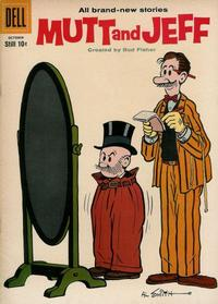 Cover Thumbnail for Mutt and Jeff (Dell, 1958 series) #104