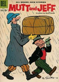Cover Thumbnail for Mutt and Jeff (Dell, 1958 series) #111