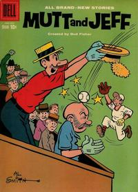 Cover Thumbnail for Mutt and Jeff (Dell, 1958 series) #112