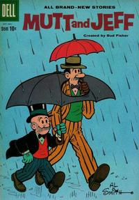 Cover Thumbnail for Mutt and Jeff (Dell, 1958 series) #115