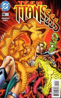 Cover Thumbnail for Teen Titans (DC, 1996 series) #10