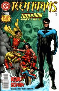 Cover Thumbnail for Teen Titans (DC, 1996 series) #12