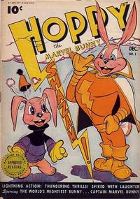 Cover Thumbnail for Hoppy the Marvel Bunny (Fawcett, 1945 series) #1