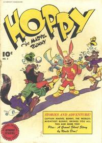 Cover Thumbnail for Hoppy the Marvel Bunny (Fawcett, 1945 series) #2