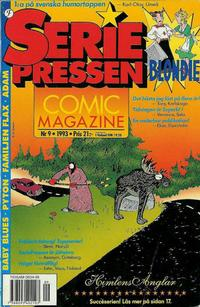Cover Thumbnail for Seriepressen (Formatic, 1993 series) #9/1993