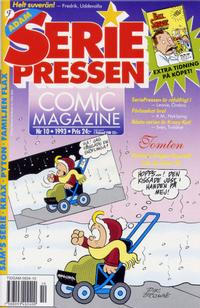 Cover Thumbnail for Seriepressen (Formatic, 1993 series) #10/1993