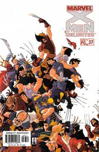 Cover Thumbnail for X-Men Unlimited (Marvel, 1993 series) #37