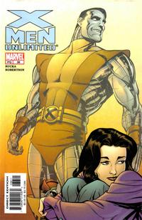 Cover Thumbnail for X-Men Unlimited (Marvel, 1993 series) #38