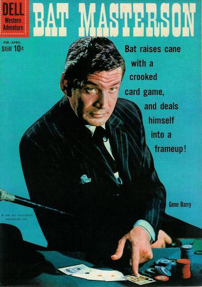 Cover for Bat Masterson (Dell, 1960 series) #2