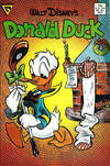 Cover for Donald Duck (Gladstone, 1986 series) #251 [Direct Edition]
