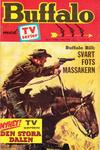 Cover for Buffalo Bill / Buffalo [delas] (Semic, 1965 series) #5/1966