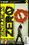 Cover for Generation Zero (Valiant Entertainment, 2016 series) #2 [Cover A - Stephen Mooney]