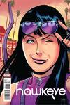 Cover for Hawkeye (Marvel, 2017 series) #2 [Leonardo Romero Cover Variant]