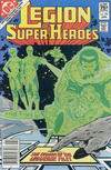 Cover for The Legion of Super-Heroes (DC, 1980 series) #295 [Canadian]