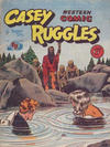 Cover for Casey Ruggles Western Comic (Donald F. Peters, 1951 series) #18