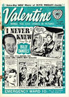 Cover for Valentine (IPC, 1957 series) #93