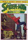 Cover for Super Spider-Man TV Comic (Marvel UK, 1981 series) #469