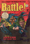 Cover for Battle! (Horwitz, 1954 ? series) #19