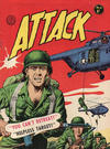 Cover for Attack (Horwitz, 1958 ? series) #6