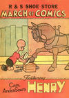 Cover Thumbnail for Boys' and Girls' March of Comics (1946 series) #58 [R & S Shoe Store Cover Variant]
