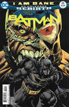 Cover for Batman (DC, 2016 series) #20 [David Finch Cover Variant]