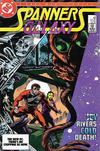 Cover for Spanner's Galaxy (DC, 1984 series) #2 [Direct]