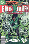Cover for Green Lantern (DC, 1960 series) #164 [Newsstand]