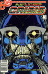 Cover for Crisis on Infinite Earths (DC, 1985 series) #6 [Newsstand]