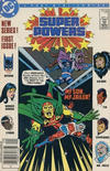 Cover Thumbnail for Super Powers (1986 series) #1 [Canadian]