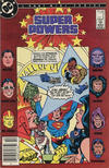 Cover Thumbnail for Super Powers (1986 series) #2 [Canadian]