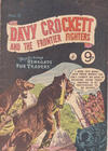 Cover for Davy Crockett and the Frontier Fighters (K. G. Murray, 1955 series) #6