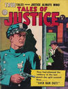 Cover for Tales of Justice (Horwitz, 1950 ? series) #5