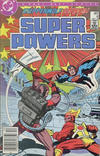 Cover for Super Powers (DC, 1985 series) #4 [Canadian Newsstand]