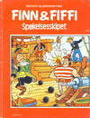 Cover for Finn & Fiffi (Skandinavisk Presse, 1983 series) #5/1984 - Spøkelsesskipet