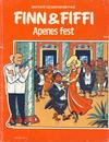 Cover for Finn & Fiffi (Skandinavisk Presse, 1983 series) #8/1984 - Apenes fest